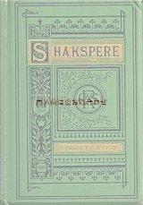 アンティーク洋書 - 喜劇、歴史劇、悲劇、長編詩  英語版