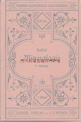 アンティーク洋書★ 古代の動植物   化石の本 1902年
