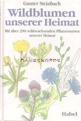 楽しい古本★野生植物種 Wildblumen イラスト 解説 80年代