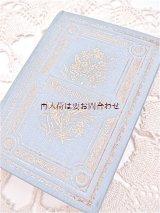 アンティーク洋書 ☆ 忘れな草の小さな本 メモリアル 神学 詩人