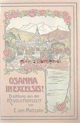 アンティーク洋書★ お城の模様の素敵な物語 1919