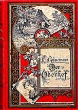 アンティーク洋書★  カール・インマーマン  物語 Der Oberhof