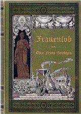 アンティーク洋書☆ Frauenlob  Otto Franz Gensichen  美表紙本