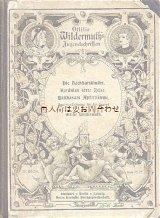 アンティーク洋書☆ 天使柄のシャビーな童話集 1900ca