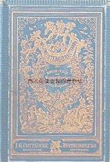 アンティーク洋書★ 妖精模様の素敵な本  Otto Roquette 1896年