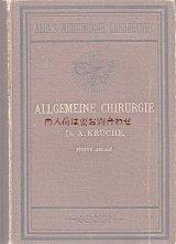 アンティーク洋書★  一般外科 医学書 ALLGEMEINE CHIRURGIE