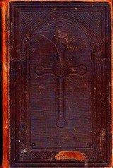 アンティーク聖書 ★ 大型書籍 美しいイラストページ有 ルター訳 旧約•新約聖書