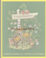楽しい古本 洋書★ のほほんイラストの絵本  Fritz Baumgarten  植物 動物