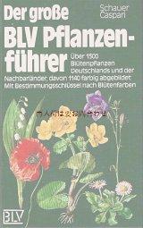 楽しい古本 植物図鑑★  ボタニカル  ドイツや近隣諸国の植物 1500種の花々