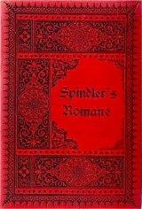 アンティーク洋書★  1849年 古い小説 Spindler's Romane