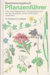楽しい古本☆ ボタニカル イラスト 1400種 1020イラスト ドイツや近隣諸国の植物ガイド