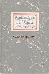 希少☆   家庭生活 シルエットの本  Rudolf Koch 作品集