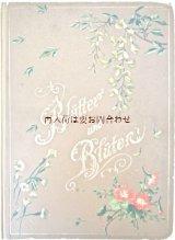 アンティーク洋書☆ 大型書籍 Blätter und Blüten 大きな作品集 詩•歌•物語•小説etc イラスト多数