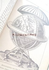 アンティーク洋書★ 天文 宇宙 イラスト 世界観の誕生 宇宙の構造etc