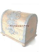 ☆保証付き送料込み☆アンティーク  古道具  1900〜1920年 装飾 木箱