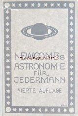アンティーク洋書☆ 天文学 星 宇宙の本 折り込み星図付 20年代