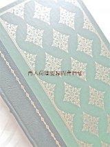 楽しい古本洋書★ 英語 エレガントなデザインが素敵な古書 ディスプレイにも