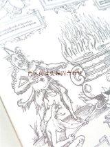 古本 洋古書 中世関連☆ 宗教改革時代の木版画集 マルティン•ルター 悪魔 カリカチュア 風刺画他