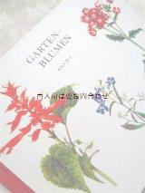 楽しい古本★ スイス 絵本のような図鑑 ガーデン 植物 お庭の花々 1