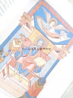 画像1: 楽しい古本☆  カロリング朝写本画  福音書 写本 コデックス 等 中世初期の本の絵について Horst Wold