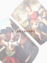アンティーク洋書☆ フィレンツェの絵画の傑作集  ボッティチェッリ マサッチオ 他 イタリア アートな古書