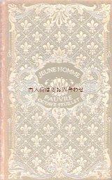 アンティーク洋書★表紙 背表紙 百合の紋章 フランスの古書 小説  クラシック