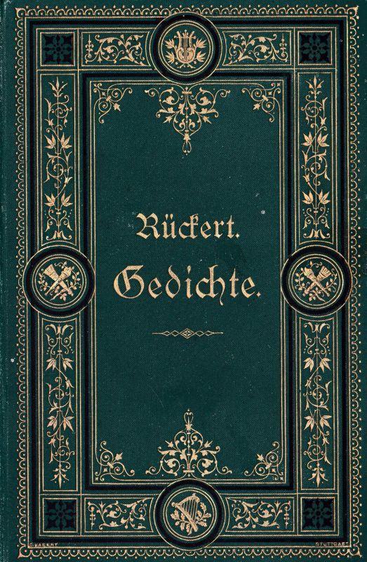 ヨーロッパ雑貨,古書,販売,リュッケルト,詩集,アンティーク,古書 ...