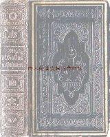 アンティーク洋書★  美しい表紙の古書 カトリック関係書籍 聖人 祈祷書