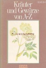楽しい古本★  実用スパイスとハーブの本 100種以上 イラスト 植物画