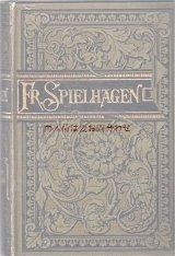 アンティーク洋書★ 小説作品集うち Hammer und Amboß 第2巻 FR.Spielhagen