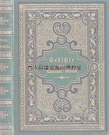 アンティーク洋書★  豪華装丁 テオドール・シュトルム 詩集 1885年