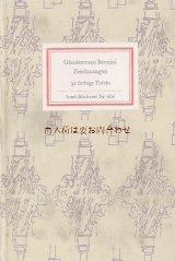 インゼル文庫 ☆ ベルニーニ 素描き集 32図版 バロック
