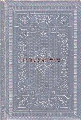 アンティーク★ エンボス表紙の美しい新約聖書•詩篇 1892年 三方金