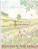 楽しい古本★ 自然×植物画 50年代 道に咲く花々の本