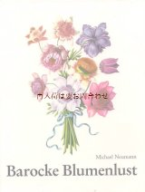 楽しい古本☆ ルイ14世 王室画家  庭園 花々水彩画 ボタニカル アート