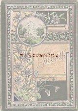 アンティーク☆ エーデルワイスの詩選集 イラスト多数 エンボス模様 装飾文字 アンソロジー 詩選集