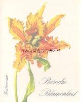 楽しい古本☆ ルイ14世 王室画家  庭園 花々水彩画 ボタニカルアート