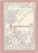 アンティーク洋書☆ 庭園×天使柄 ロマンチックな表紙の素敵な古書 ジョン・ハバートン 小説