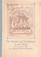 アンティーク洋書★ 子供イラストの可愛らしい古書 物語 20年代