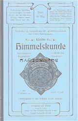 アンティーク洋書★ 天文学の小さな本 宇宙 星 素敵なイラストの古書