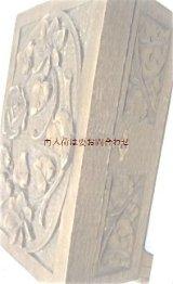☆保証付き送料込み☆ アンティーク  古道具  1900年頃 木彫り 木箱