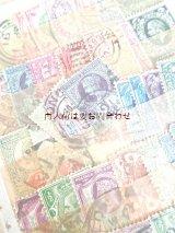 アンティーク☆ 古い切手のコレクション 切手帳 アルバム 英国 Queen Elizabeth  他