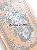 アンティーク洋書★ 天使•花柄•風景の表紙が素敵な古書