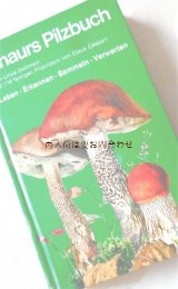 楽しい古本 洋古書★  キノコ  カラー    イラスト図版 KNAURS 美しいキノコ画多数