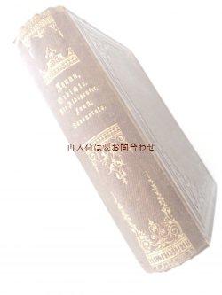 画像1: アンティーク洋書★  豪華な背表紙エンボス    ニコラウス•レーナウ  作品集  詩集