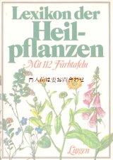 楽しい古本☆ ヒーリング植物 図鑑 ハーブ辞典  イラスト 112 図版 ボタニカル  薬草
