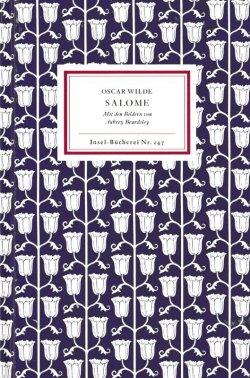 画像1: インゼル文庫☆ オスカーワイルド サロメ × オーブリー・ビアズリー挿絵の本  リプリント