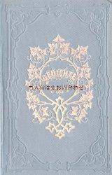 アンティーク洋書★ エンボス金彩  1865年  ガイベル 詩集 Gedichte und Gedenkblätter