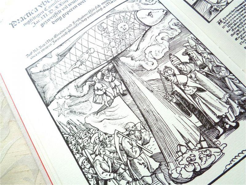 画像多数☆ 中世関連☆ 宗教改革時代の木版画集 マルティン•ルター 悪魔 カリカチュア 風刺画他