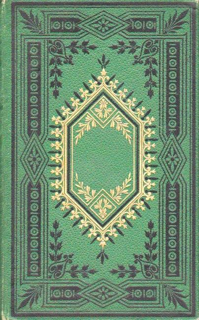アンティーク洋書★フランスの素敵な古書 豪華エンボス装丁 エレガント  グリーン